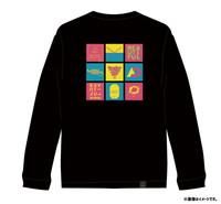 Long Sleeve T shirt・Beautiful Beautiful【Black】