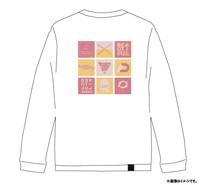 Long Sleeve T shirt・Beautiful Beautiful【White】