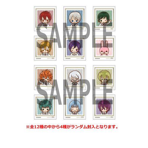 【アルスマグナ/FC限定販売】オリジナル切手ランダム4枚セット <1セット>