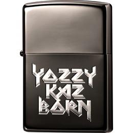 吉井和哉 オリジナルデザイン Zippo YOZZY KAZBORN[BLACK]【受注限定生産品】