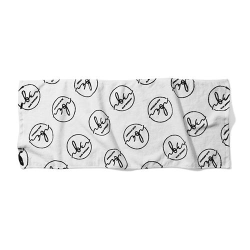 2020年冬フェス Logo Towel