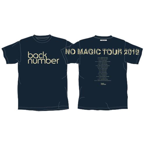 ビッグロゴTシャツ/ネイビー