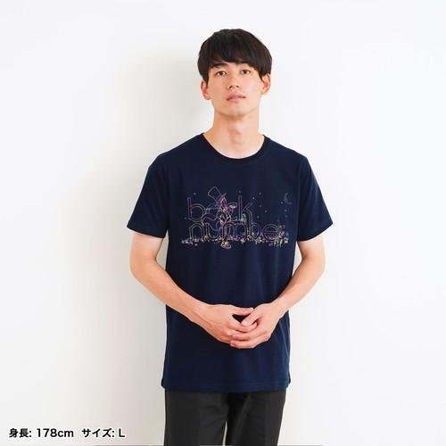 怪盗Tシャツ/ネイビー