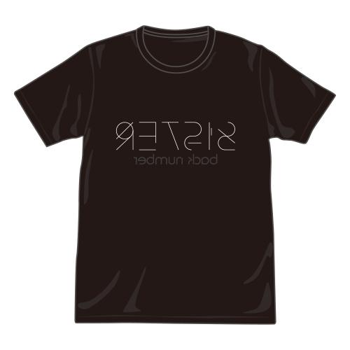 SISTER Tシャツ/ブラック
