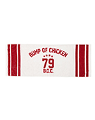 Sports Towel Numbering79 White/Red