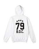 Parka Numbering79 White