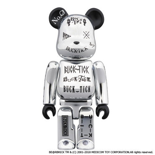 BE@RBRICK BUCK-TICK【TOUR No.0 -FINAL-】