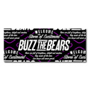 BUZZ THE BEARS OFFICIAL TOWEL ブラック