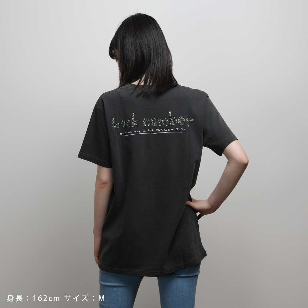 but we are in the summer 2020 Tシャツ/ブラック