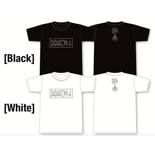 【DADAROMA】ライブTシャツ