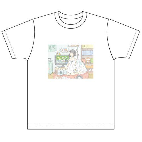 【根本凪生誕2019】 イラストTシャツ