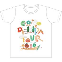 【GOGO DEMPA TOUR2016】Tシャツ 白
