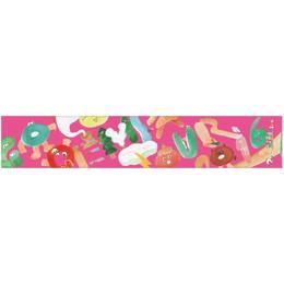 【GOGO DEMPA TOUR2016】デジタルマフラータオル ピンク