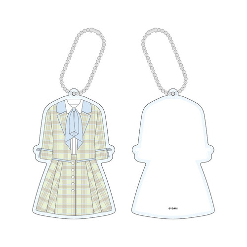 【会場受取】衣装キーホルダー全部セット