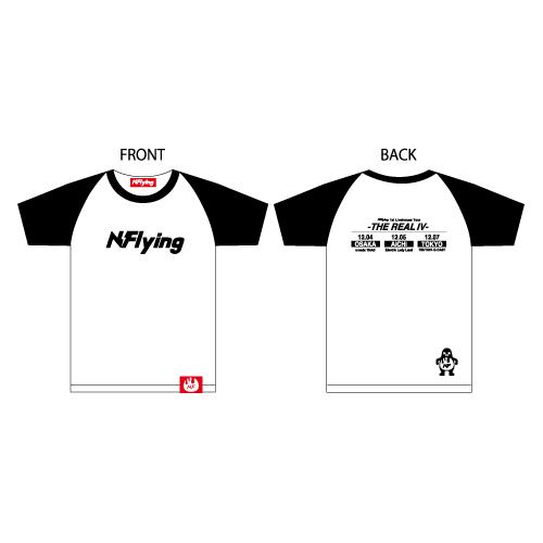 Tシャツ【N.Flying 1st Livehouse Tour】