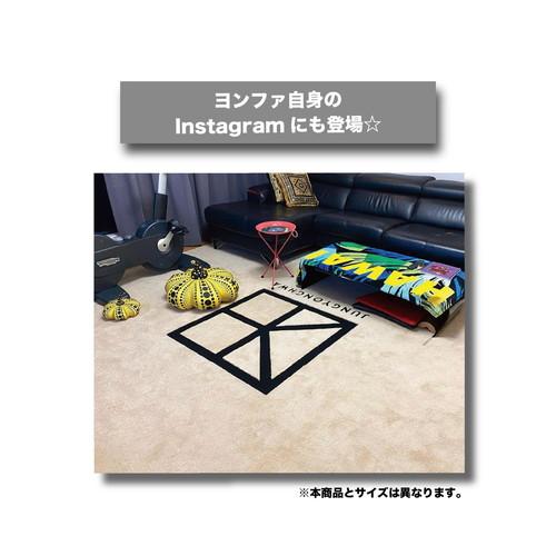 JUNG YONG HWA Logo Carpet