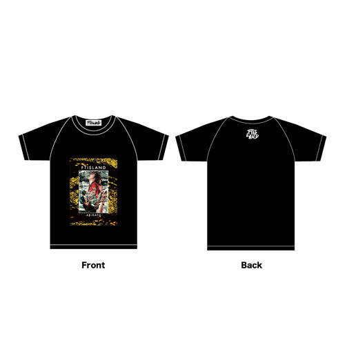 【Tシャツ】2019 FTISLAND JAPAN ENCORE LIVE -ARIGATO- at Makuhari Messe Event Hall