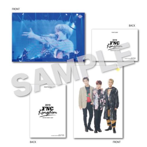 「2019 FNC KINGDOM -WINTER FOREST CAMP-」【Primadonna盤Blu-ray】