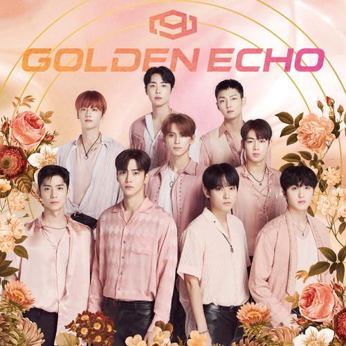 SF9 JAPAN 3rd アルバム「GOLDEN ECHO」【初回限定盤A】