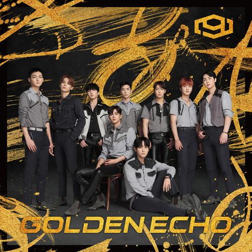 SF9 JAPAN 3rd アルバム「GOLDEN ECHO」【初回限定盤B】