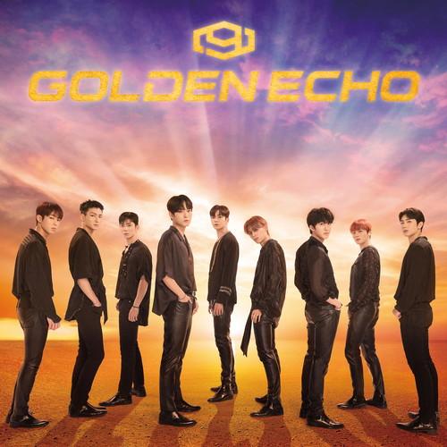 SF9 JAPAN 3rd アルバム「GOLDEN ECHO」【通常盤】