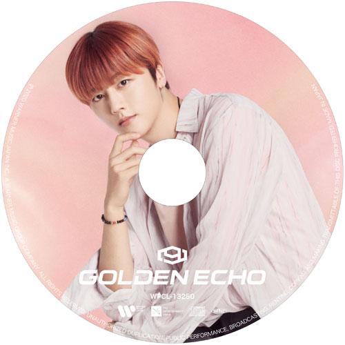 SF9 JAPAN 3rd アルバム「GOLDEN ECHO」【YOUNG BIN:完全生産限定ピクチャーレーベル盤】