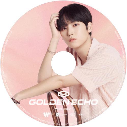 SF9 JAPAN 3rd アルバム「GOLDEN ECHO」【IN SEONG:完全生産限定ピクチャーレーベル盤】