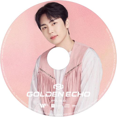 SF9 JAPAN 3rd アルバム「GOLDEN ECHO」【JAE YOON:完全生産限定ピクチャーレーベル盤】