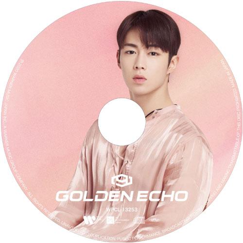 SF9 JAPAN 3rd アルバム「GOLDEN ECHO」【DA WON:完全生産限定ピクチャーレーベル盤】