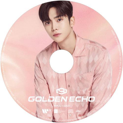 SF9 JAPAN 3rd アルバム「GOLDEN ECHO」【RO WOON:完全生産限定ピクチャーレーベル盤】