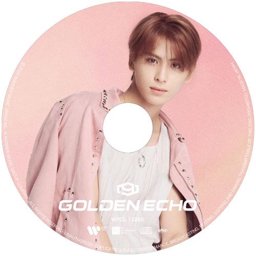 SF9 JAPAN 3rd アルバム「GOLDEN ECHO」【YOO TAE YANG : 完全生産限定ピクチャーレーベル盤】