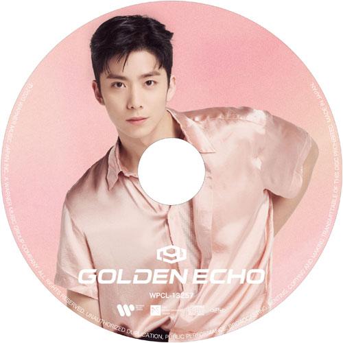 SF9 JAPAN 3rd アルバム「GOLDEN ECHO」【HWI YOUNG:完全生産限定ピクチャーレーベル盤】