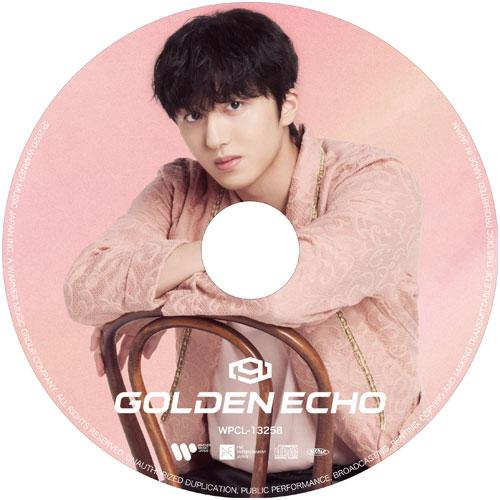 SF9 JAPAN 3rd アルバム「GOLDEN ECHO」【CHA NI:完全生産限定ピクチャーレーベル盤】