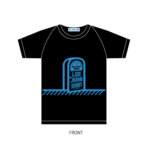 Tシャツ【イ・ジョンシン(from CNBLUE) Solo Fanmeeting 2020 in Japan】