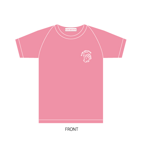 Tシャツ【カン・ミンヒョク(from CNBLUE) Solo Fanmeeting 2020 in Japan】