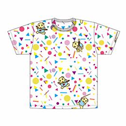 FUNASSYI SPRING KETSUGOBOU TOUR2017 Tシャツ(ホワイト)