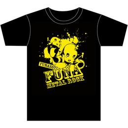 FUNAMETAL ROCK Tシャツ