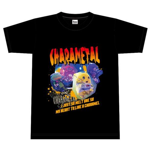 CHARAMETAL2019 Tシャツ(ブラック)