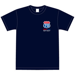 Route 70 -来し方 行く末- ツアーTシャツ