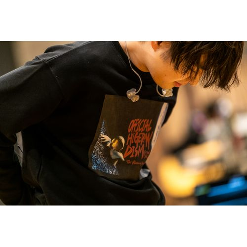 【Official髭男dism】トレーナー FC限定