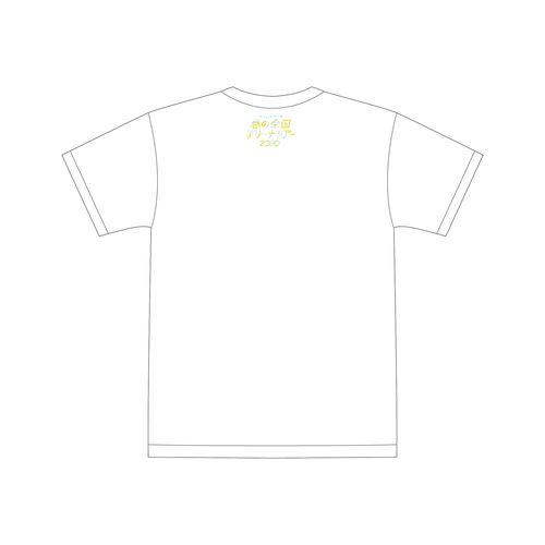 【通常配送】春の全国アリーナツアー2020 Tシャツ/ホワイト