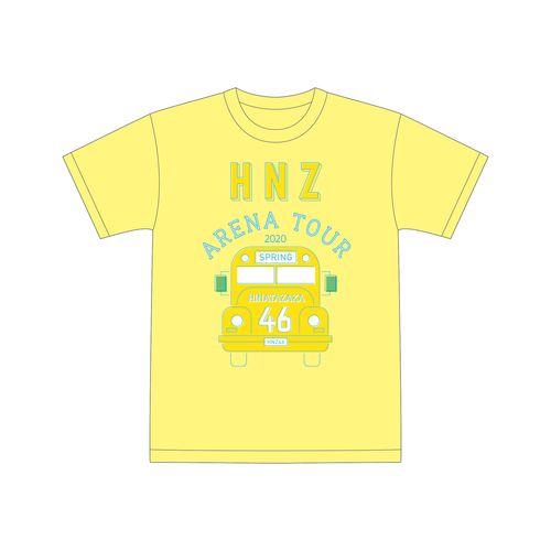【通常配送】春の全国アリーナツアー2020 Tシャツ/イエロー
