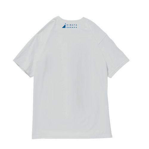 【通常配送】ひなくり2020ロゴTシャツ/グレー