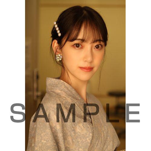 【堀未央奈】オフショット生写真B(2021年7月) 5枚セット