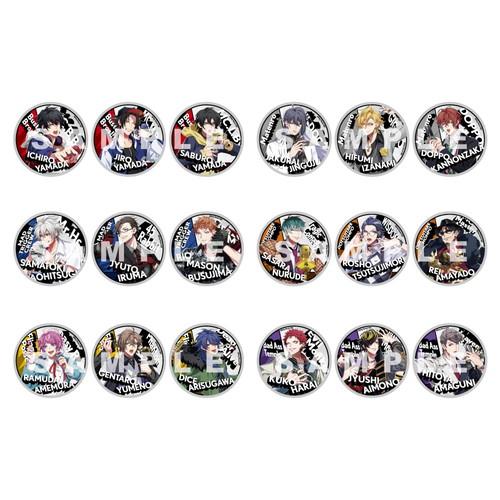 トレーディング缶バッジ(ヒプノシスマイク-A.R.B-01)