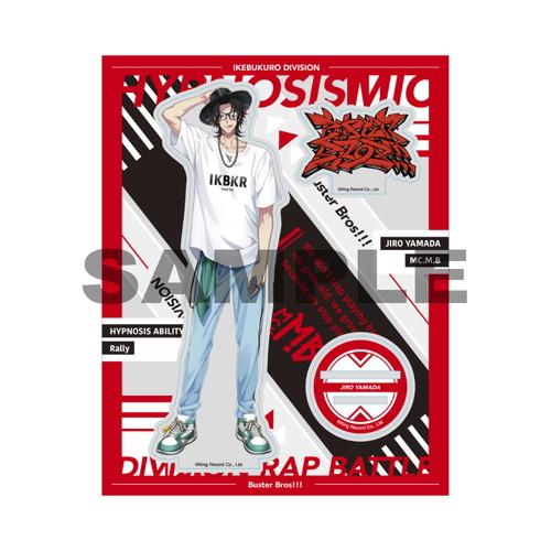 オフィシャルアクリルスタンド(Extra Wardrobe03)山田 二郎