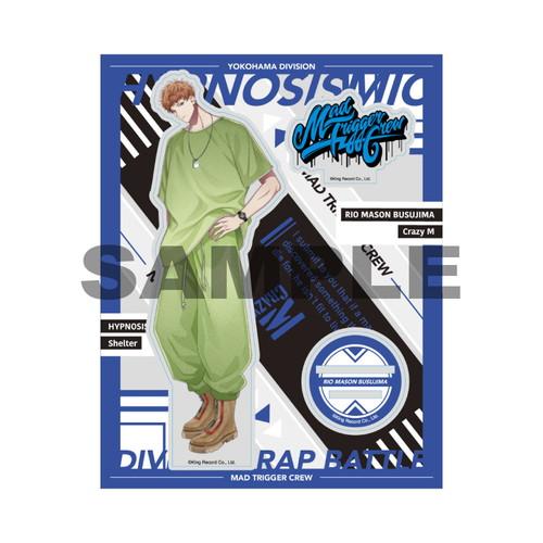 オフィシャルアクリルスタンド(Extra Wardrobe03)毒島 メイソン 理鶯