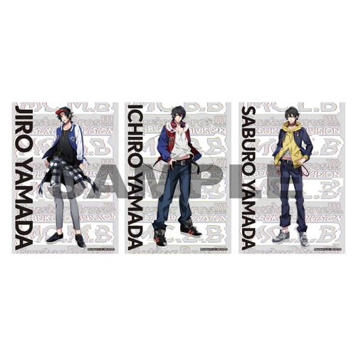 ブロマイドセット(ヒプノシスマイク-A.R.B-02) イケブクロ・ディビジョン/Buster Bros!!!