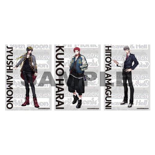 ブロマイドセット(ヒプノシスマイク-A.R.B-02) ナゴヤ・ディビジョン/Bad Ass Temple