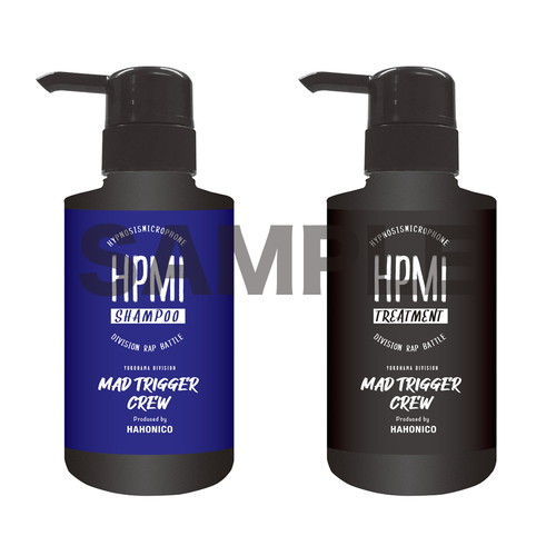 HPMI SHAMPOO&TREATMENT produced by HAHONICO ヨコハマ・ディビジョン/MAD TRIGGER CREW